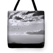 A Quiet World Tote Bag
