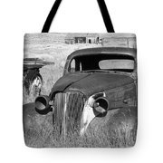 A Ride To The Past Tote Bag