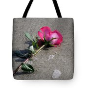 A Rose For Julie Tote Bag