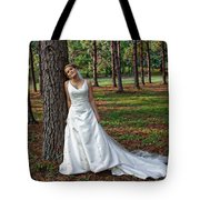 A Special Moment Tote Bag