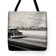 A Sunday Drive Tote Bag