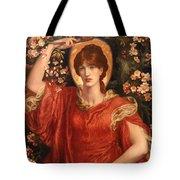 A Vision Of Fiammetta Tote Bag