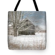 A Winters Day Tote Bag