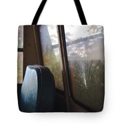 Abandoned Bus Tote Bag