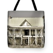 Abandoned Plantation House #1 Tote Bag