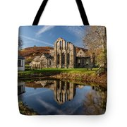 Abbey Reflection Tote Bag