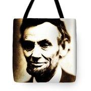 Abe Tote Bag