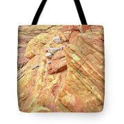 Above Wash 3 In Valley Of Fire Tote Bag