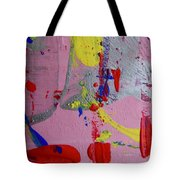 Abstract 10061 Tote Bag
