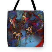 Abstract 102910 Tote Bag