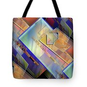 Abstract  145 Tote Bag
