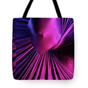 Abstract Human Head Tote Bag