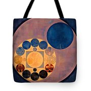 Abstract Painting - French Beige Tote Bag