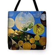 Abstract Painting - Lochmara Tote Bag