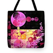 Abstract Painting - Mauvelous Tote Bag