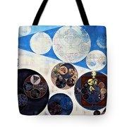 Abstract Painting - San Marino Tote Bag