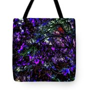 Abstract Trees 291 Version 3 Tote Bag