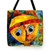 Abstraction 3203 Tote Bag