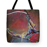 Abstraction#8 Tote Bag