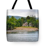 Coastal Acadia Tote Bag