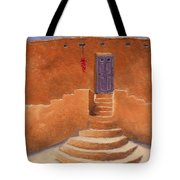 Acoma Steps Tote Bag