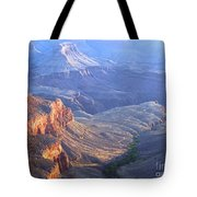 Across The Miles Tote Bag