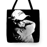 Adam Scott Tote Bag