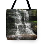 Aden Hill Waterfall Tote Bag
