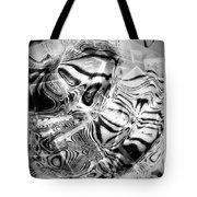 Africa Tote Bag by Visual Artist Frank Bonilla