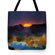 African Colours Tote Bag