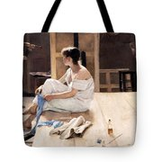 After The Sitting Tote Bag