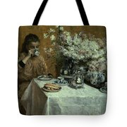 Afternoon Tea Tote Bag by Isidor Verheyden