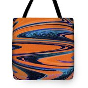Agave Abstract Tote Bag