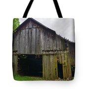 Aged Wood Barn Series Tote Bag