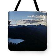 Agnes Lake Montana Tote Bag