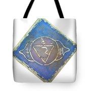 Ajna - Third Eye Chakra  Tote Bag