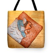 Akaweese - Tile Tote Bag