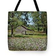 Alabama Cotton Field Tote Bag
