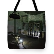 Alcatraz Federal Penitentiary Tote Bag