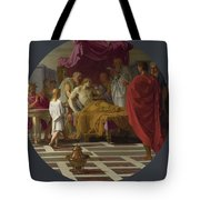 Alexander And His Doctor Tote Bag