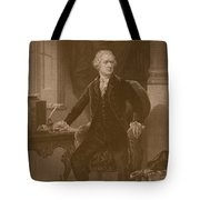 Alexander Hamilton - Two Tote Bag