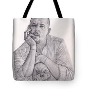 Alexander Mcqueen Savage Beauty Tote Bag
