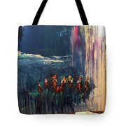 All Out Tote Bag