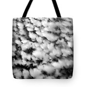 Alltocumulus Cloud Patterns Tote Bag