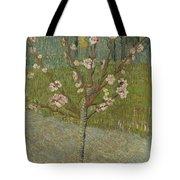 Almond Tree In Blossom Arles, April 1888 Vincent Van Gogh 1853 - 1890 Tote Bag