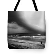 Alone In St. Augustine Tote Bag