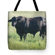American Cow Tote Bag