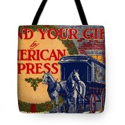 American Express Shipping Tote Bag
