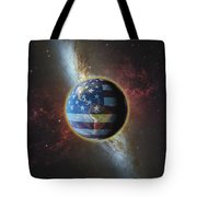 American Influence Tote Bag
