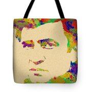 American Legend Johnny Cash Tote Bag